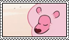 (Steven Universe) Lion Stamp by Dulcepanque