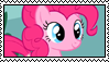 (MLP:FiM) Pinkie Pie Stamp by Dulcepanque