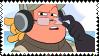 (Steven Universe) Ronaldo Stamp by Dulcepanque