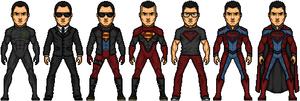 Superboy by Joker-Rules