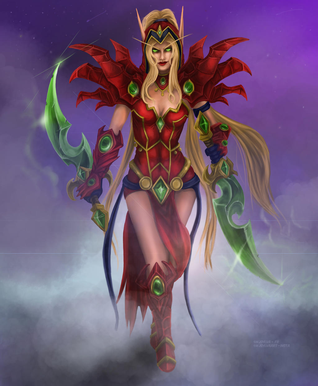 Valeera Sanguinar By Kimmbsmuse On Deviantart Explore @hotslogs twitter profile and download videos and photos the best site dedicated to analyzing heroes of the storm replay files. valeera sanguinar by kimmbsmuse on