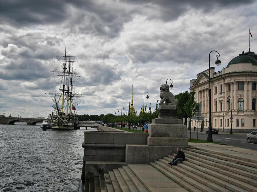 Петербургский кораблик