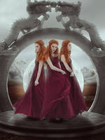 Feral Hearts by gabrioles