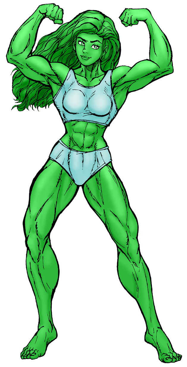 She Hulk Transformation YouTube online of a She Hulk Transformation ...