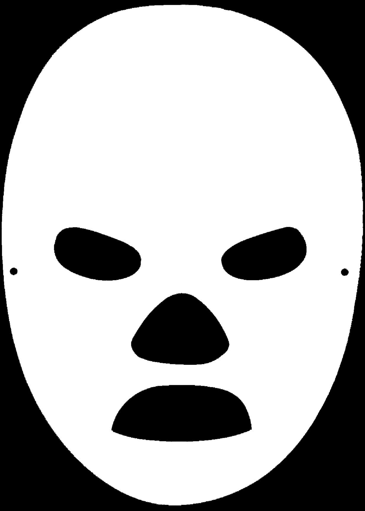 mask blank by stvnhthr on DeviantArt