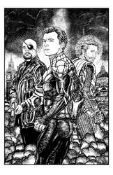 Spider-man Far From Home print