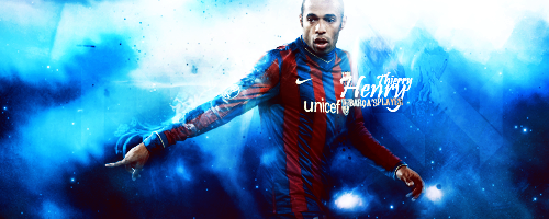 Thierry Henry by HzmOfficial