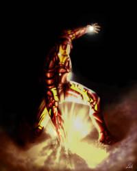 Iron Man by Kba33