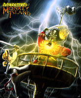 The Curse of Monkey Island! by Kba33