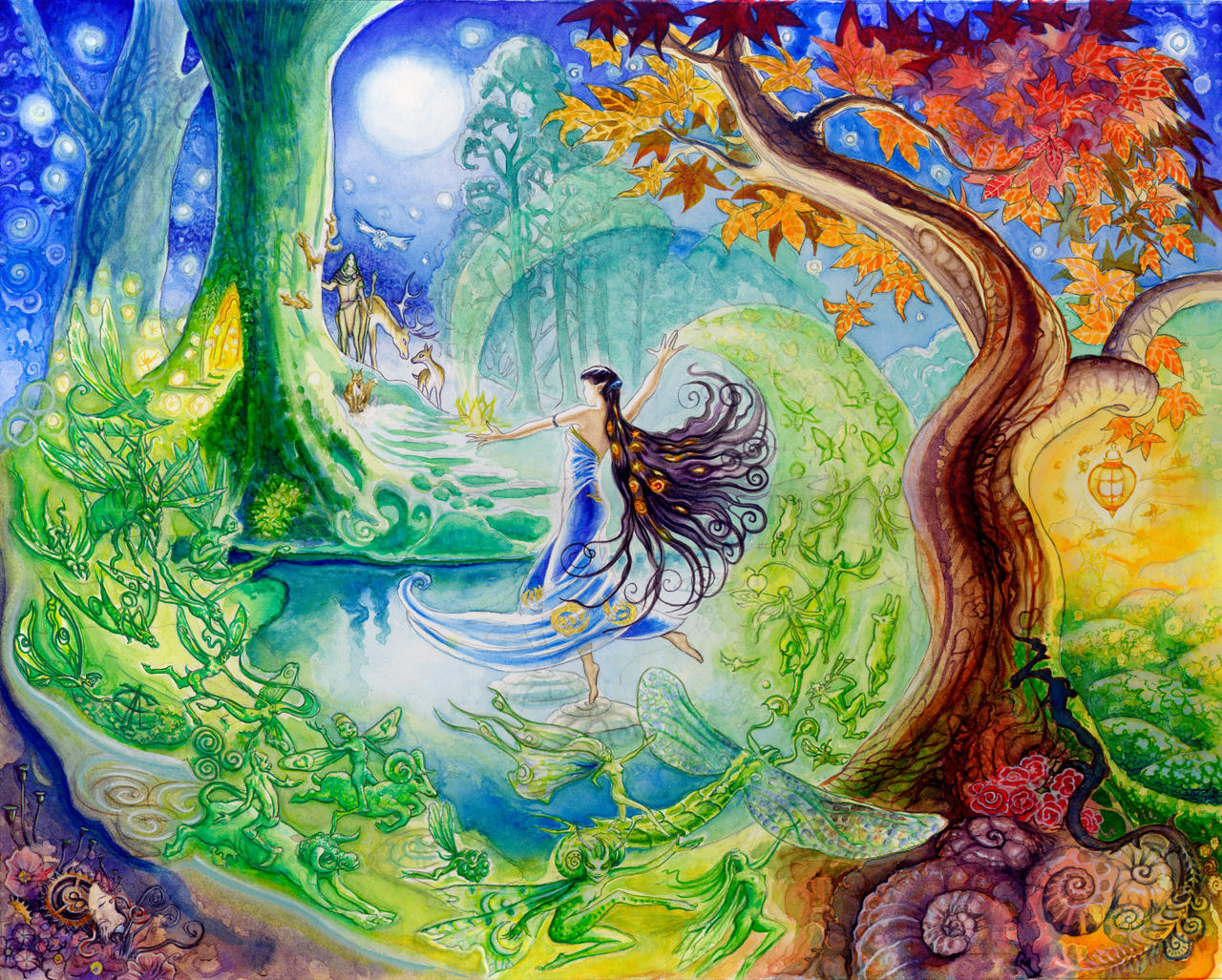 The Tale of Beren and Luthien