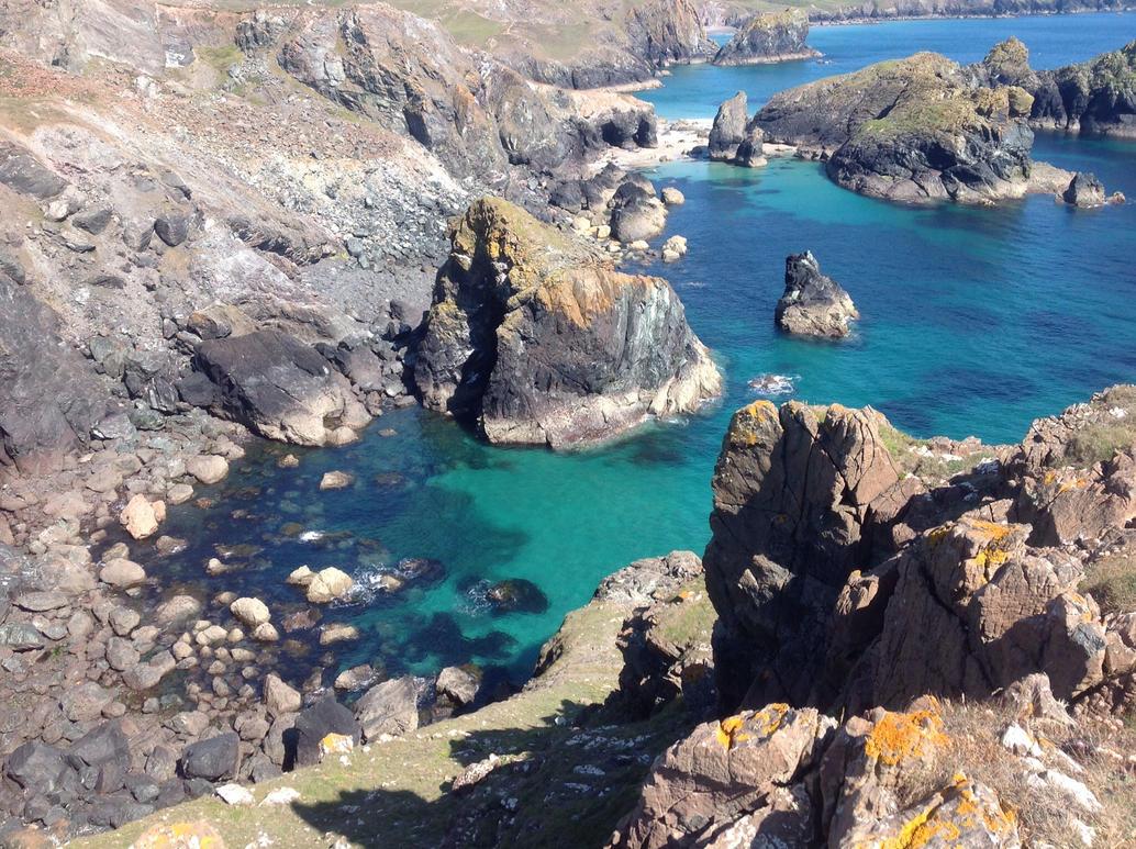 Cornwall peninsula by greensap