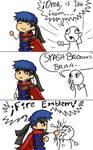 Tragedy of fire emblem