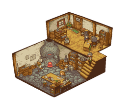 A Small Bakery