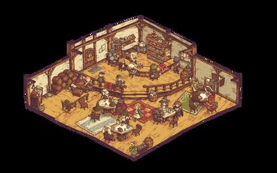 A small Tavern