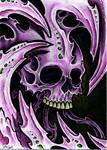 bioOrga skull