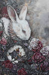 Alice in Wonderland Rabbit....