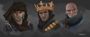True sons of Temeria