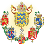 Middle Coat of Arms of the Scandinavian Empire