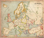 Alternate History Map of Europe