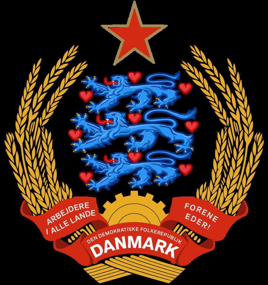 Coat of arms of communist denmark by regicollis on deviantart coat of arms of communist denmark by regicollis biocorpaavc Gallery
