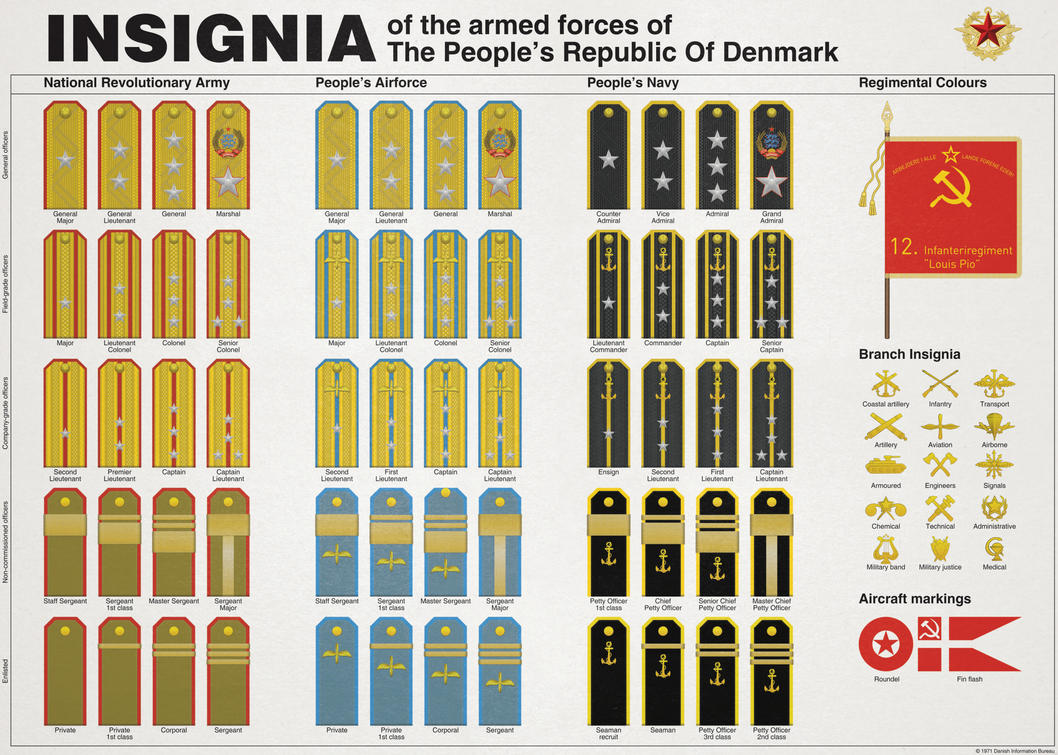 east german shoulder boards