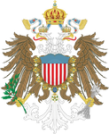 An American Monarchy - Coat of arms