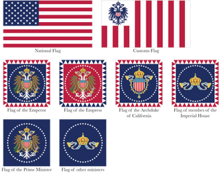 An American Monarchy - Flags by Regicollis