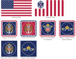 An American Monarchy - Flags