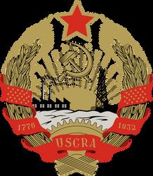 United Socialist Council Republics of America by Regicollis