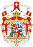 Kingdom of Switzerland - Coat of arms