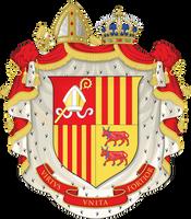 Andorra - Alternate coat of arms by Regicollis