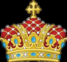 Heraldic crown of Transylvania
