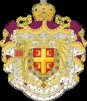 Surviving Byzantine Empire - Coat of arms by Regicollis