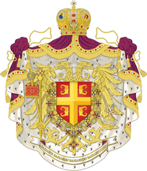 Surviving Byzantine Empire - Coat of arms by Regicollis