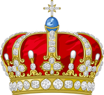 Prussian Royal Crown by Regicollis