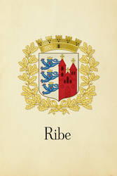 Ribe - Coat of arms by Regicollis