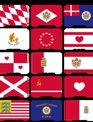 Alternative flags of Denmark