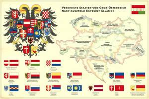 United States of Greater Austria by Regicollis