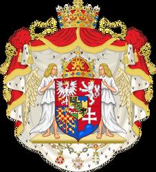 Coat of Arms of Zapadoslavia - Alternate History