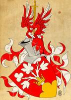Coat of Arms by Regicollis
