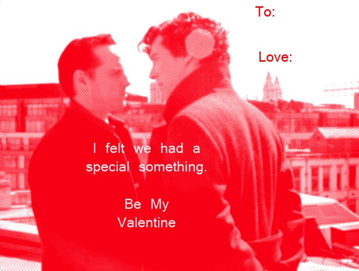 Sherlock Valentineu0027s Card 1 By Wakingup Screaming ...