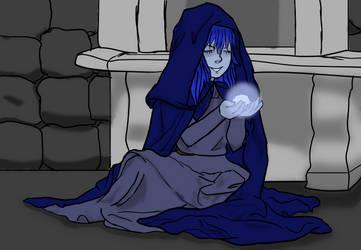 Loki's Little Daughter by Yuki--musume