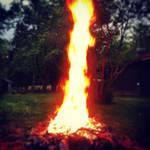 Reaching Flame