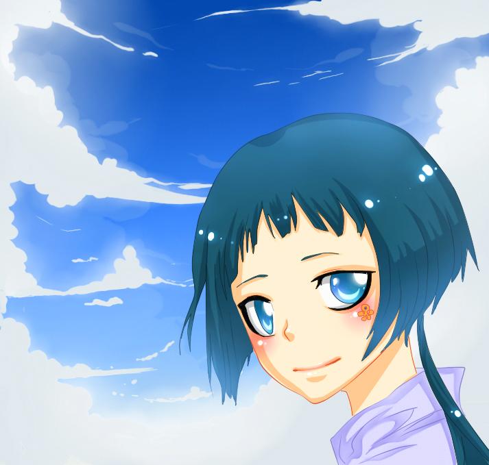 Uni-chan by Alisian