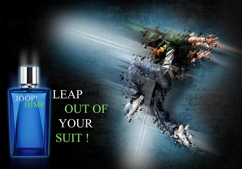 Joop Jump Advert by Jrogie on DeviantArt