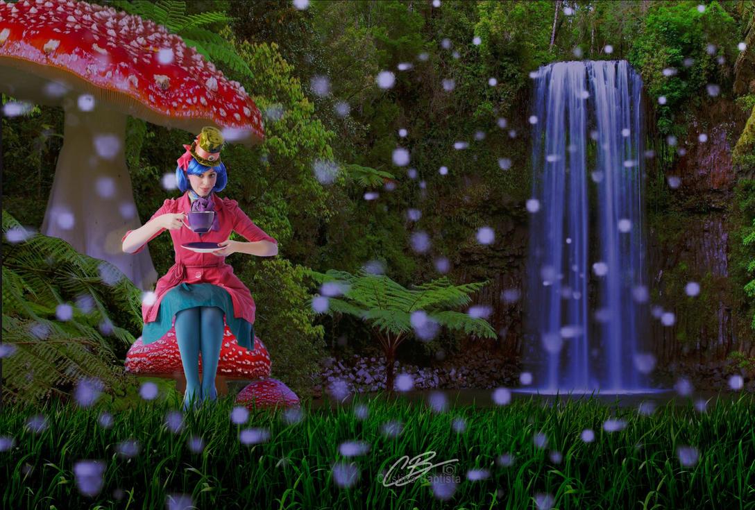 Fairy Tea by AnnMoon