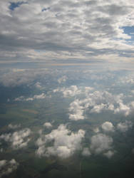 clouds3 - stock by CO2PHOTO-stock