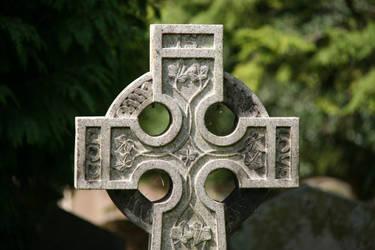 Stone Cross - Stock