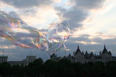 Bubbles 3 - stock