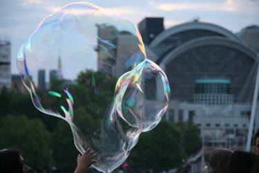 Bubble 4 - stock